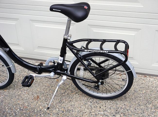 Schwinn 20 Loop Folding Bike Review Folding Bicycle World