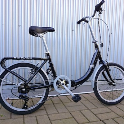 Schwinn 20-inch Loop Folding Bike Review