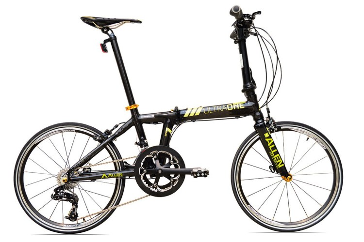 Allen Sports Folding Bikes Comparison Chart