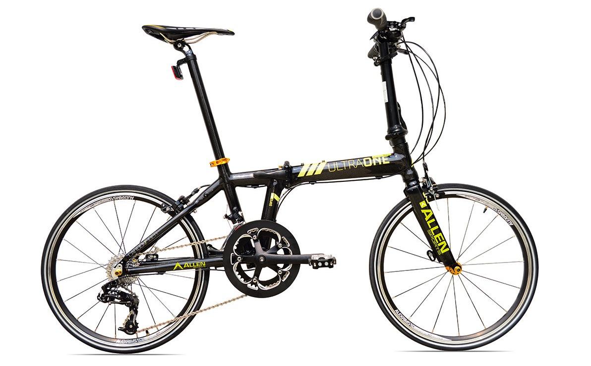 Allen Sports Comparison Chart Folding Bicycle World