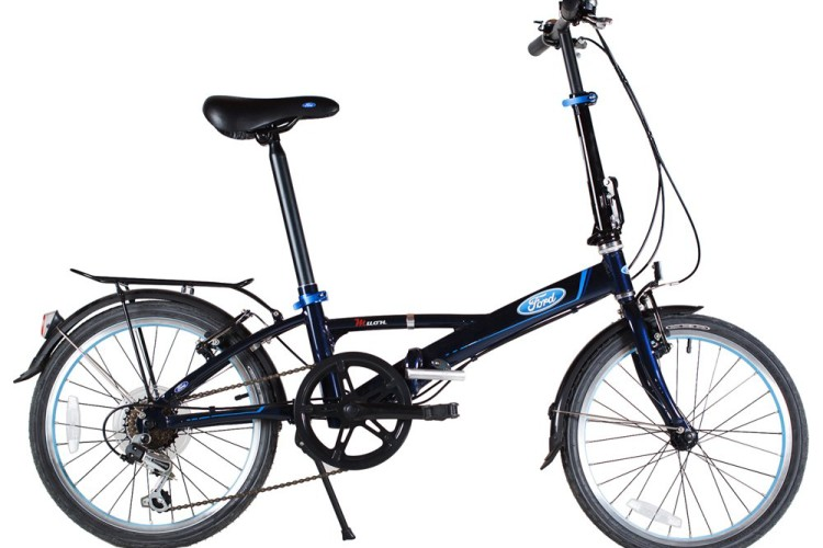 Ford by Dahon Folding Bikes Comparison Chart
